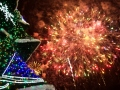 Odessa celebrated New Year 2016. Picture story from the holiday by the main Christmas tree of the city