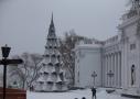 Одесса снежная. Фоторепортаж