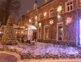 Snowy charm of Odessa. Picture story