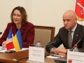 The Mayor of Odessa met with the Ambassador of France in Ukraine
