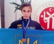 Young Odessite became the winner of European Taekwondo Club`s  Championship