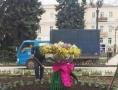 Весенний подарок одесситкам: новые цветочные композиции от «Горзелентреста»