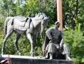 В Одессе продолжается благоустройство скверов