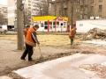 В Одессе продолжается благоустройство 6-й и 7-й станций Большого Фонтана