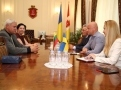 The mayors of Odessa and Klaipeda had a meeting