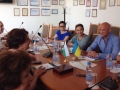 The mayor of Odessa has signed a tripartite Memorandum with Varna