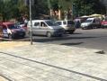 В Одессе ремонтируют подходы к остановочным комплексам в районе городской больницы №11