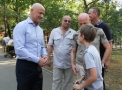 Накануне нового учебного года мэр Одессы посетил школу №1. Фото