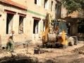 В Приморском районе Одессы восстанавливают бывший детский сад. Фото