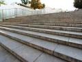 Ремонт легендарной Потёмкинской лестницы продолжается. Фото