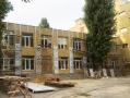 В Одессе ведется капремонт здания школы № 62. Фото