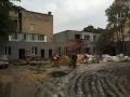 Продолжается капремонт здания бывшего детского сада в Приморском районе Одессы. Фото