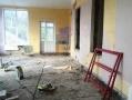 Впервые за 60 лет капитально ремонтируют здание детсада на Пересыпи. Фото