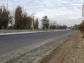 Продолжается капремонт въезда в город с трассы Киев-Одесса. Фото