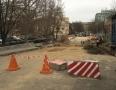 В Одессе продолжается ремонт моста Коцебу. Фото