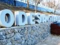 В Одессе продолжается благоустройство Стамбульского парка. Фото
