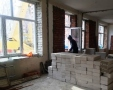 В Приморском районе Одессы продолжается капремонт детсада