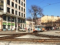 В Одессе продолжают капитальный ремонт Тираспольской площади