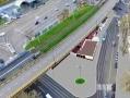 В районе Пересыпи в Одессе ведётся капремонт транспортной развязки
