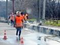 Первый вице-мэр Одессы проверил санитарное состояние автомобильных и ж/д въездов в город. Фотоотчет