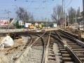 Капремонт транспортной развязки в районе Пересыпских мостов в Одессе продолжается