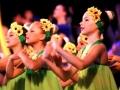 Одесские школьники пели песни о войне