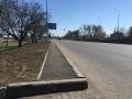 Капремонт Киевского шоссе в Одессе продолжается. Фото