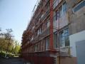 В Одессе продолжается капремонт школы №1 на Михайловской площади