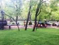 Продолжается благоустройство Стамбульского парка