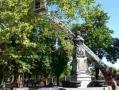 В Одессе продолжают благоустраивать зеленые зоны
