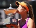 Sportswoman from Odessa Elina Svitolina is in the top ten of the world`s tennis players