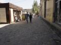 В районе Пересыпских мостов и «Молодой гвардии» продолжают благоустройство пешеходных зон