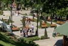 Новая достопримечательность Одессы - Стамбульский парк