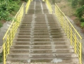 В Одессе завершен ремонт четырёх лестниц, ведущих к городским пляжам. Фото