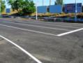 В районе Пересыпи нанесена новая дорожная разметка