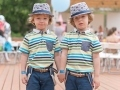 The festival of twins took place in Odessa for the first time