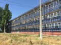 На Слободке продолжается ремонт одной из самых больших школ микрорайона. Фото