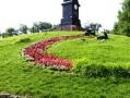 Одесские озеленители украшают город цветами и ведут борьбу с минирующей молью