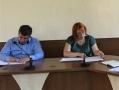 Малиновский район Одессы: встреча с руководителями автостоянок