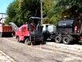 В Малиновском районе Одессы ведется ремонт улиц. Фото