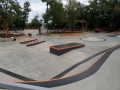 В Одессе завершается строительство экстрим-парка. Фото