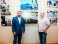 Marseilles through the camera lens: photo exhibition by Alexander Sinelnikov was opened in Odessa