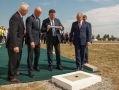 In Odessa International Airport has been laid a capsule on the site of new runway