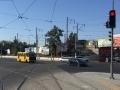 Капремонт транспортной развязки в районе Пересыпских мостов продолжается. Фото