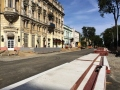 В Одессе планово выполняется ремонт дорог и тротуаров