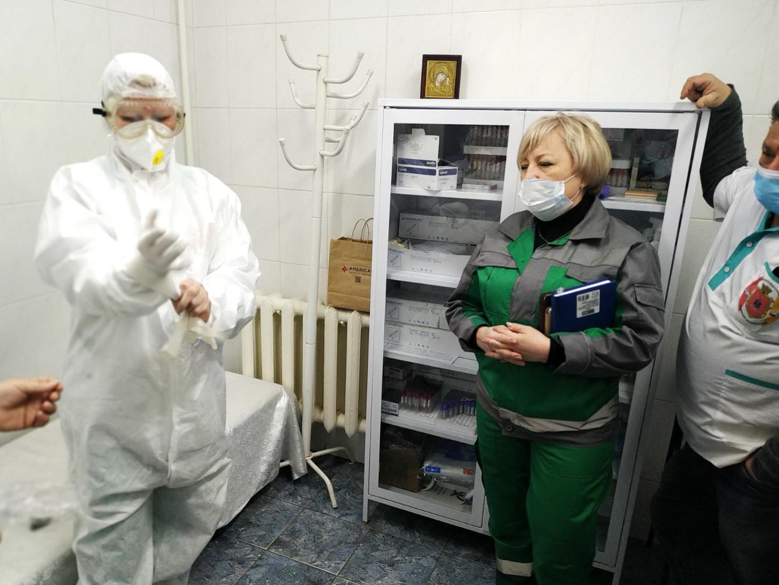 В Одесі створено мобільні бригади для діагностики COVID-19 на дому — Новини — Офіційний сайт міста Одеса