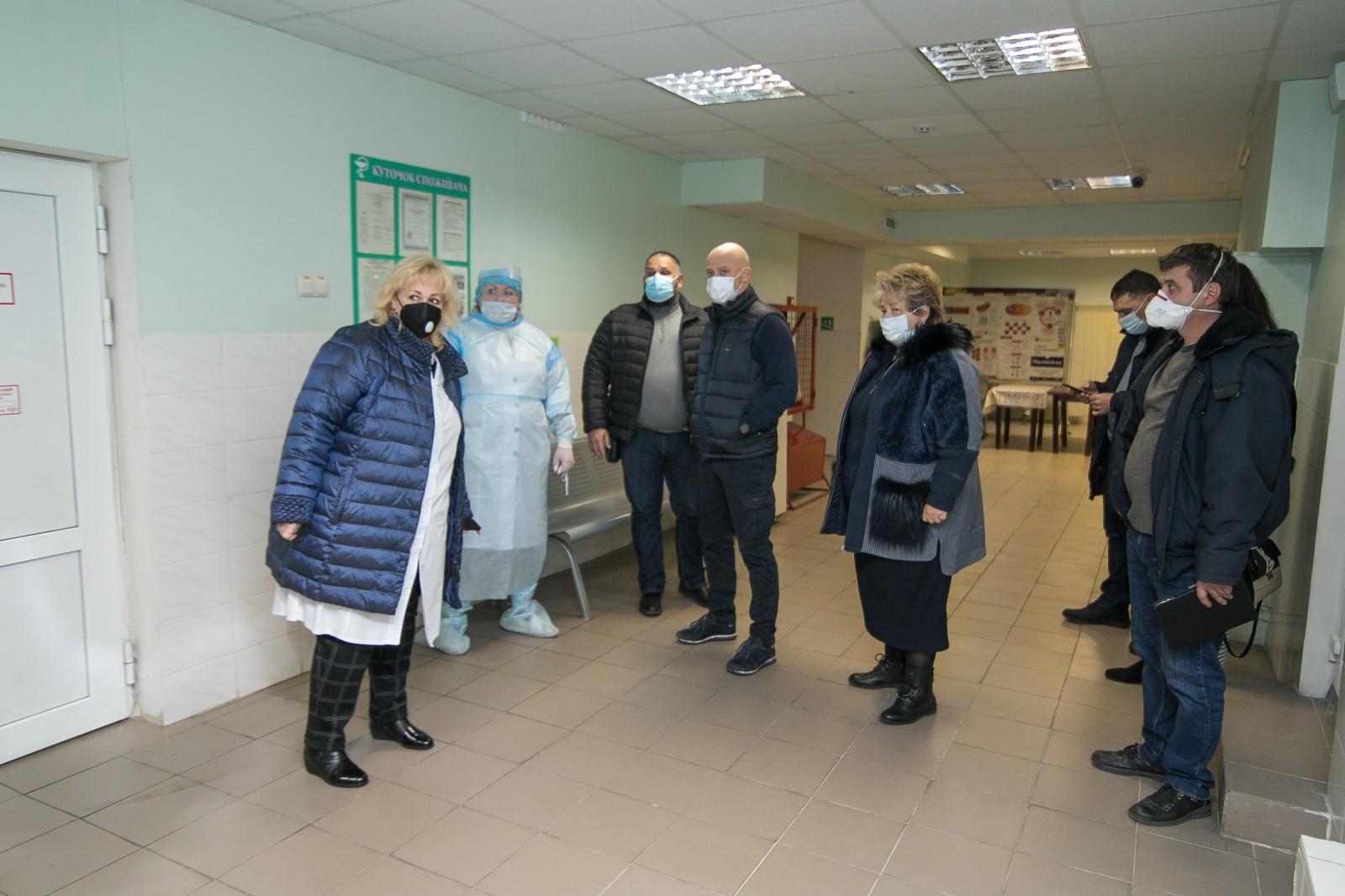 Больница на Троицкой
